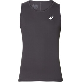 asics Silver - Camiseta sin mangas running Hombre - gris